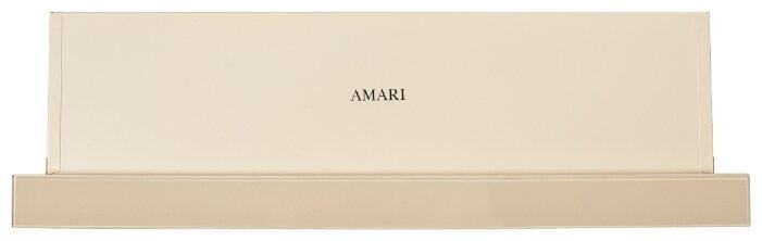 Встраиваемая вытяжка AMARI Slide 2М 60 ivory