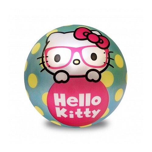 Фото - Мяч Hello Kitty-1, 15 см мяч яигрушка hello kitty 15 см розовый желтый