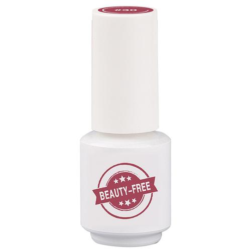 Купить Гель-лак для ногтей Beauty-Free Gel Polish, 4 мл, вишневый