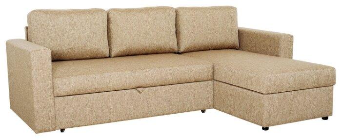Угловой диван Первый Мебельный Фишер