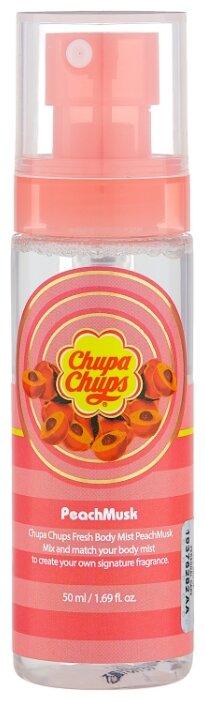 Мист для тела Chupa Chups отшелушивающий PeachMusk