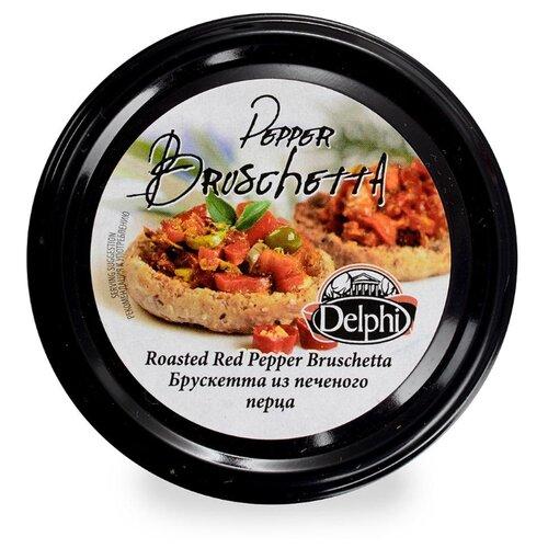Брускетта из печеного перца DELPHI 230 г