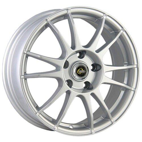 Фото - Колесный диск Cross Street CR-05 6x15/4x100 D60.1 ET50 S колесный диск cross street y279 6 5x16 4x100 d60 1 et50 bkf