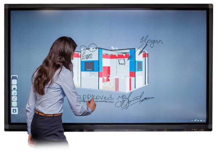 Интерактивная панель Prestigio PMB728L751