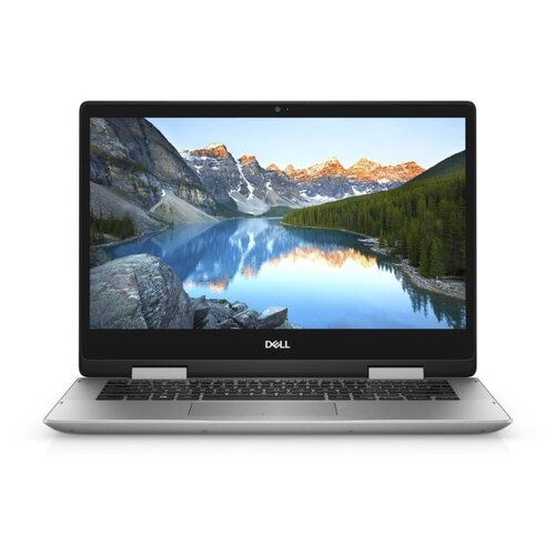 Ноутбук DELL INSPIRON 5482 2-in-1 (Intel Core i5 8265U 1600 MHz/14/1920x1080/8GB/1000GB HDD/DVD нет/Intel UHD Graphics 620/Wi-Fi/Bluetooth/Windows 10 Home) 5482-2509 серебристыйНоутбуки<br>