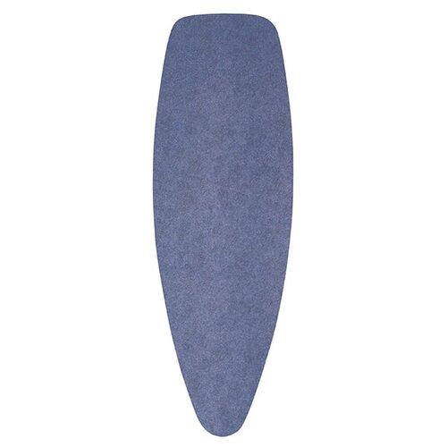 Чехол для гладильной доски Brabantia PerfectFit D с фетром и поролоном 135х45 см синий деним
