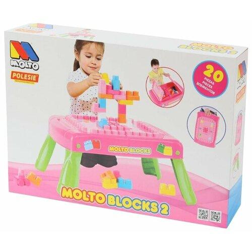 Купить Конструктор Molto Blocks 58003-20, Конструкторы