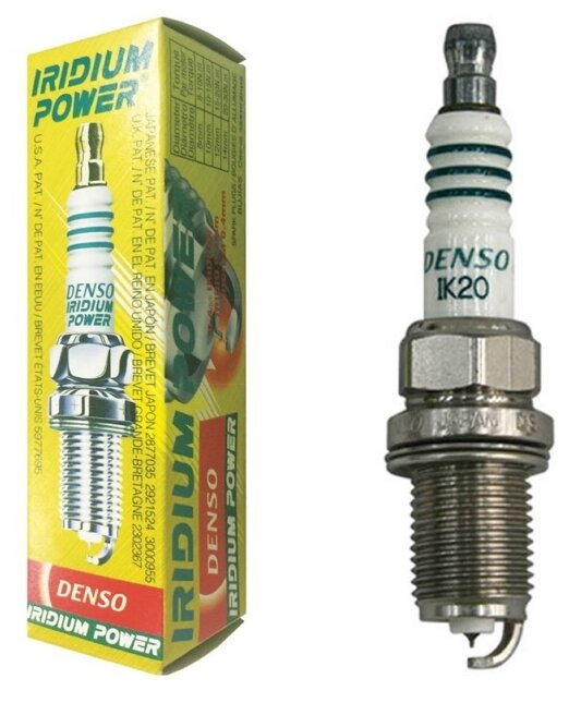 Свеча зажигания DENSO 5320 IK20