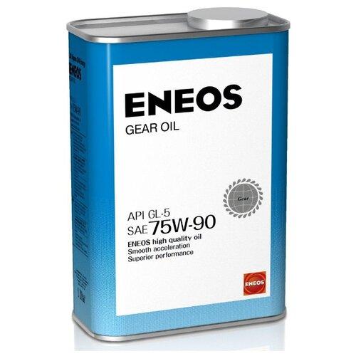 Трансмиссионное масло ENEOS GEAR GL-5 75W90 0.9 л