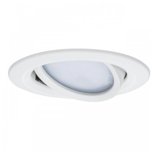 Встраиваемый светильник Paulmann 93875, 3 шт. встраиваемый светильник paulmann 92704 3 шт