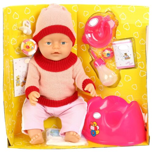 Купить Интерактивный пупс Baby Doll, 43051, Куклы и пупсы