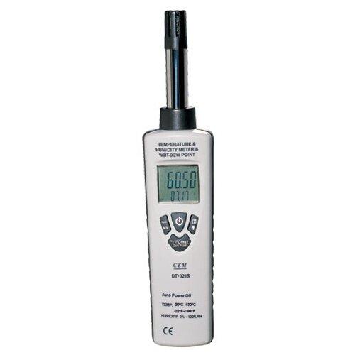 цена на Термогигрометр CEM DT-321S