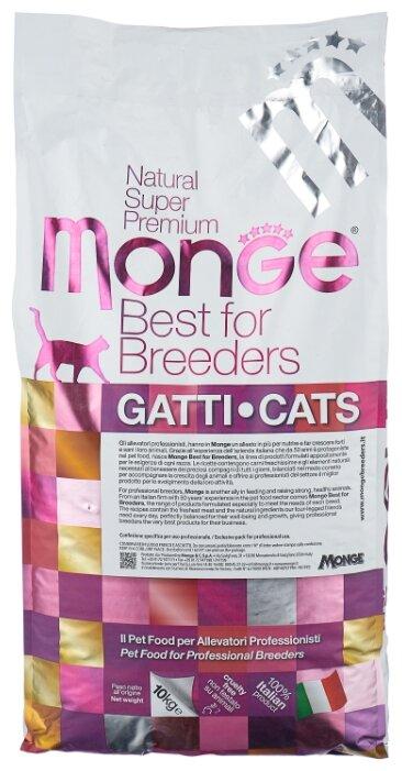 Корм для котят Monge Natural Superpremium