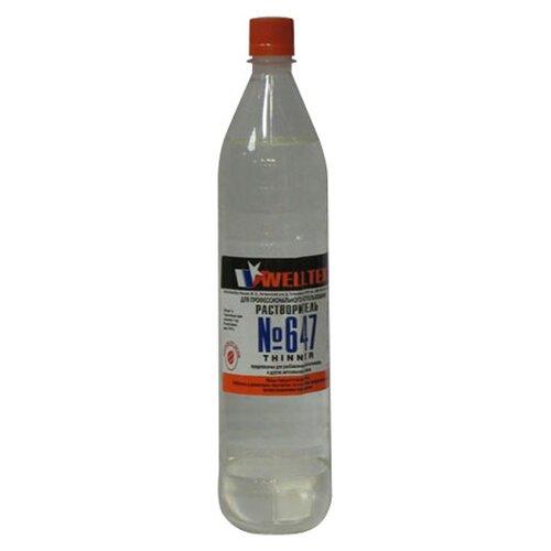 Растворитель Welltex 647 1 л