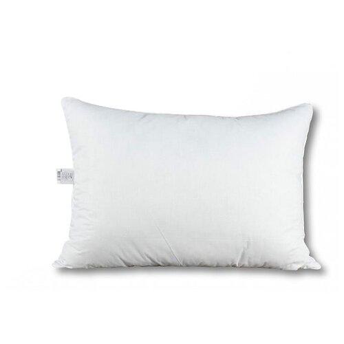 Подушка АльВиТек Лебяжий пух Стандарт (ПЛПС-050) 50 х 68 см белый