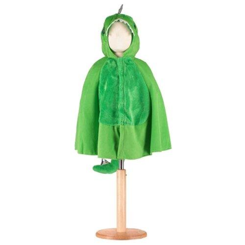 Костюм travis designs Динозавр, зеленый, размер 1.5-3 года платье travis designs бальное платье розовый размер 3 4 года