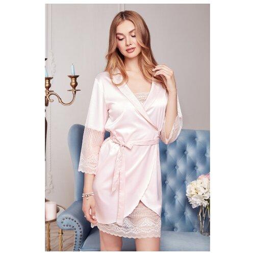 Комплект Anabel Arto размер 48 жемчужно-розовый