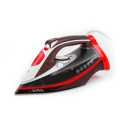 Утюг VAIL VL-4004 красный светильник на штанге 415 pl 415 6 26 dec 63 madonna