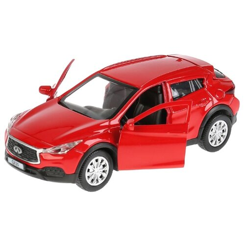 Купить Легковой автомобиль ТЕХНОПАРК Infiniti QX30 12 см красный, Машинки и техника