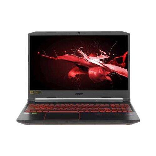 Купить Ноутбук Acer Nitro 5 (AN515-44) (AMD Ryzen 7 4800H 2900MHz/15.6 /1920x1080/8GB/512GB SSD/DVD нет/NVIDIA GeForce GTX 1650 4GB/Wi-Fi/Bluetooth/Endless OS) NH.Q9GER.009 Obsidian Black