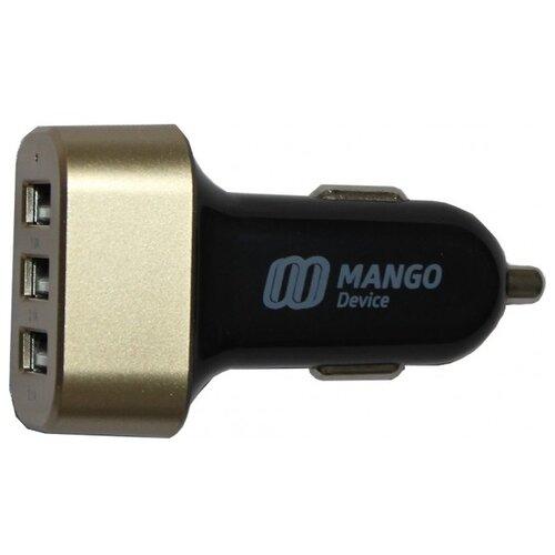 Автомобильная зарядка Mango XBX-017 black худи mango man mango man he002emipqy7
