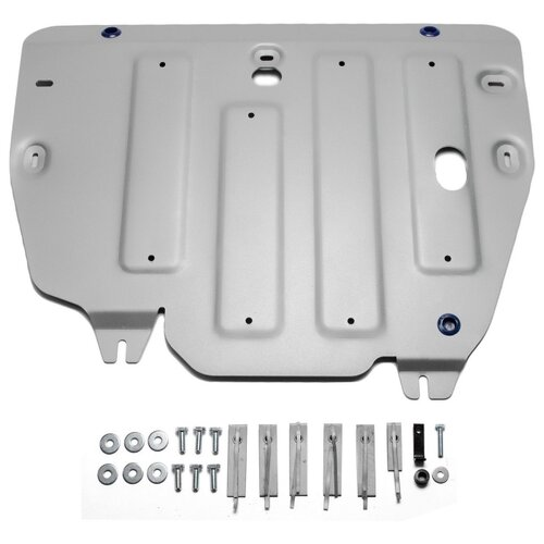 Защита картера двигателя и коробки передач RIVAL 333.3103.1 для Jaguar, Land Rover