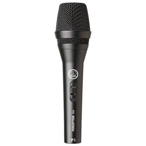 Микрофон AKG P3 S черный микрофон akg c411pp черный