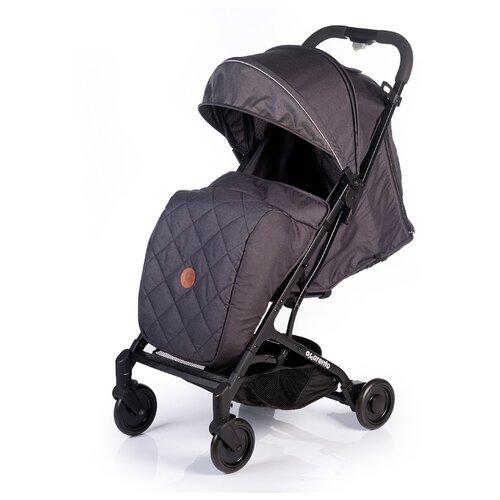 Прогулочная коляска Acarento Provetto темно-серый прогулочная коляска acarento provetto серый