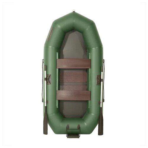 Фото - Надувная лодка Лоцман С-260 М П РС зеленый надувная лодка лоцман с 260 м серый