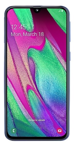 Смартфон Samsung Galaxy A40 64GB