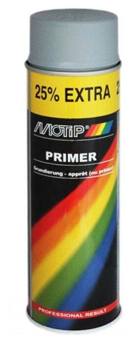 Аэрозольный грунт-праймер MOTIP Primer