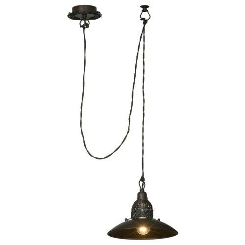 Светильник Lussole Ancona LSN-1076-01, E14, 40 Вт светильник lussole varmo lsn 0106 03 e14 200 вт