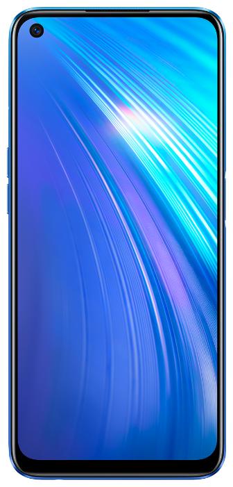 Смартфон realme 6 4/128GB — купить по выгодной цене на Яндекс.Маркете
