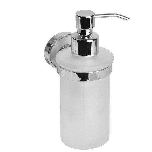 Дозатор для жидкого мыла IDDIS Calipso CALMBG0i46 серебристый дозатор для жидкого мыла iddis calipso calmbg0i46