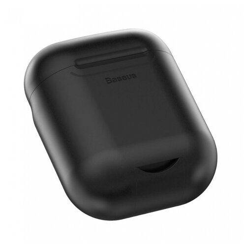 Чехол Baseus для беспроводной зарядки AirPods черный