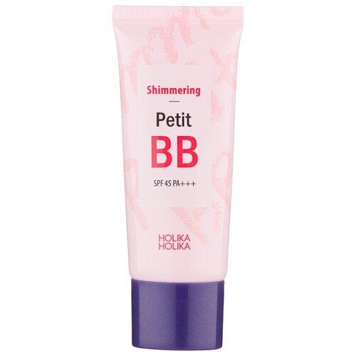 Купить Holika Holika BB крем Shimmering Petit, SPF 45, 30 мл