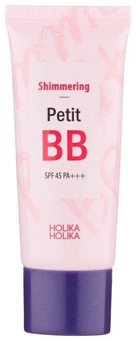 Holika Holika BB крем Shimmering Petit SPF 45, 30 мл