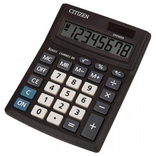 Калькулятор настольный CITIZEN BusinessLine CMB801 черный