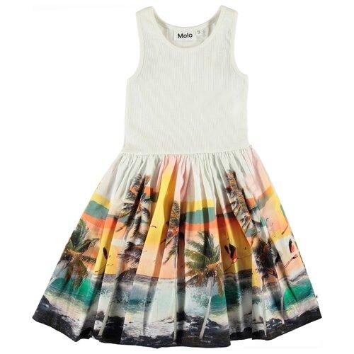 Платье Molo размер 92-98, 7131 stormy