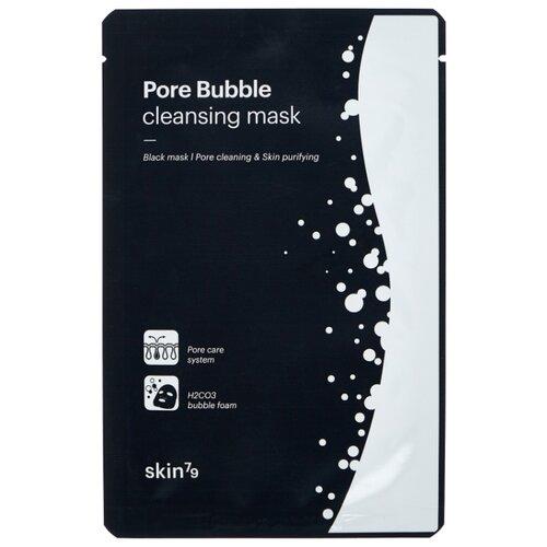 Skin79 тканевая маска пузырьковая Pore Bubble Cleansing Mask Очищающая, 25 мл вв крем skin79 super plus beblesh balm orange 7 мл