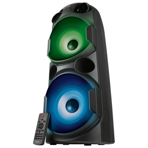 Портативная акустика SVEN PS-750, черный