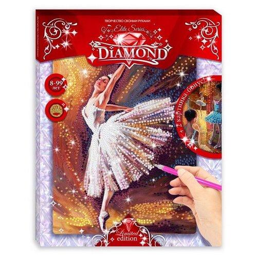 Купить Лапландия Набор алмазной вышивки Elite Series Diamond Балерина (71601б), Алмазная вышивка