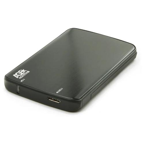 Корпус для HDD/SSD AGESTAR 3UB2A12-6G черный