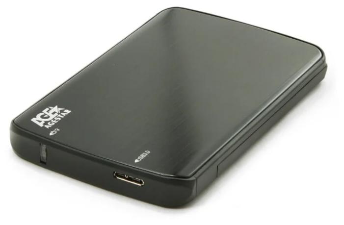 Корпус для HDD/SSD AGESTAR 3UB2A12-6G