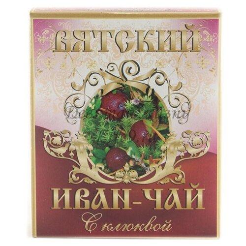 Чай травяной Вятский Иван-чай с