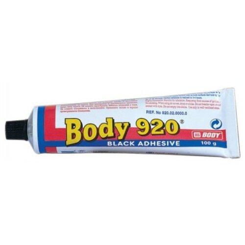 Герметик для ремонта автомобиля HB BODY 920, 0.1 кг черный