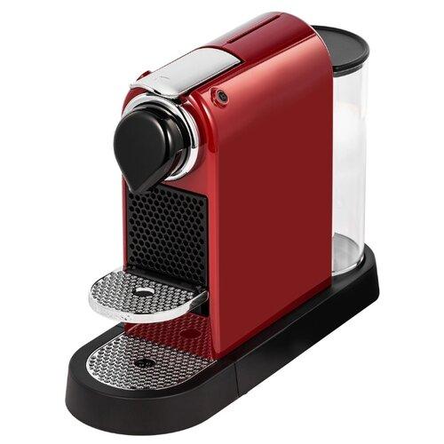 Кофемашина Nespresso C113 Citiz красный