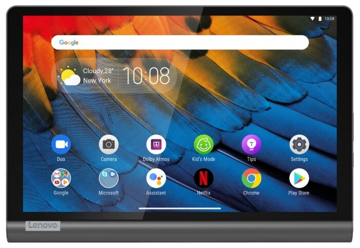 Планшет Lenovo Yoga Smart Tab YT-X705X 64Gb (2019) фото 1