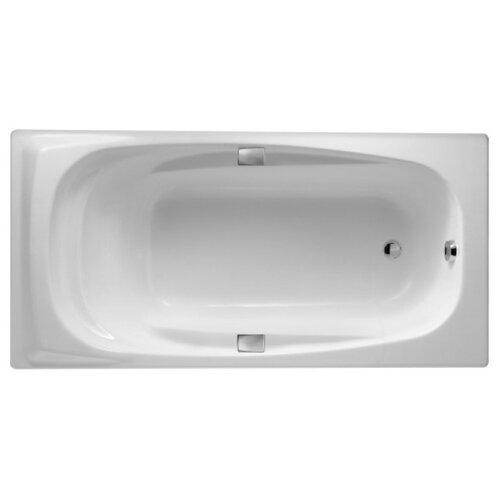 Ванна Jacob Delafon Super-Repos E2902 чугун левосторонняя/правосторонняя ванна из искусственного камня jacob delafon elite 170x75 с щелевидным переливом e6d031 00 без гидромассажа