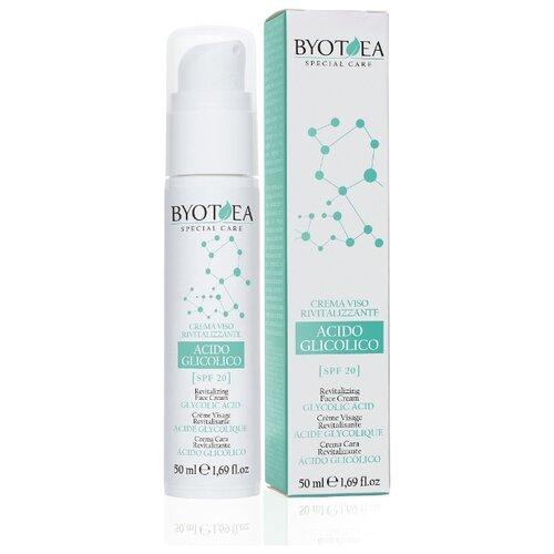 Byotea Revitalizing face cream Glycolic Acid Крем для лица регенерирующий с гликолевой кислотой, 50 мл недорого